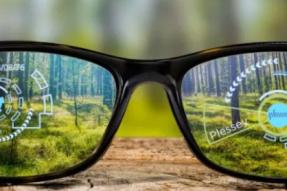 带有microLED屏幕的消费者AR眼镜上的Facebook和Plessey配对