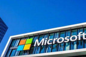 微软股价上涨1%,MSFT紧随AAPL并刷新新纪录